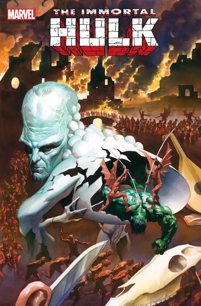 OCT200635 ComicList: Marvel Comics New Releases for 01/13/2021