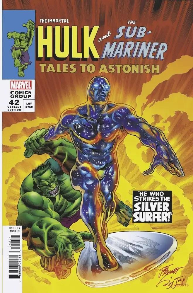OCT200636 ComicList: Marvel Comics New Releases for 01/13/2021