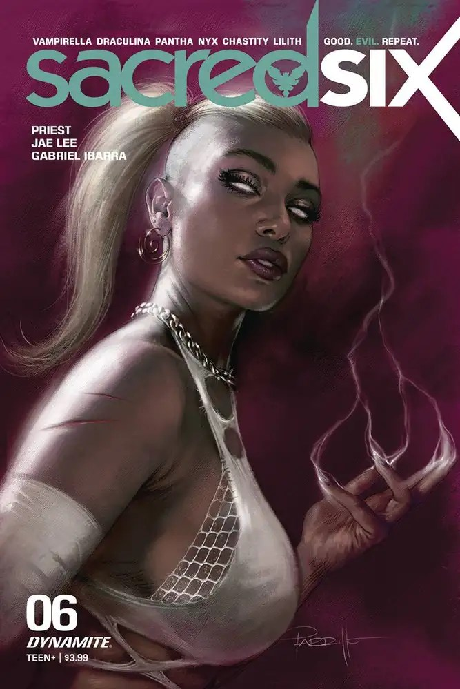 OCT200835 ComicList: Dynamite Entertainment New Releases for 01/27/2021