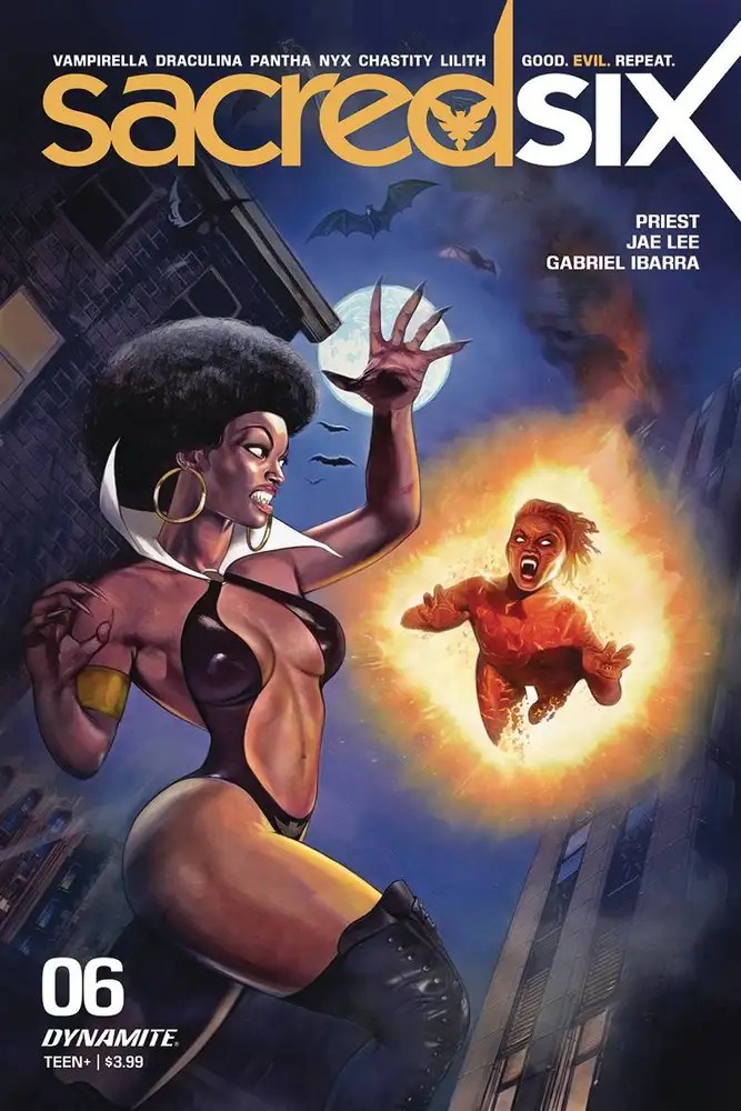 OCT200838 ComicList: Dynamite Entertainment New Releases for 01/27/2021