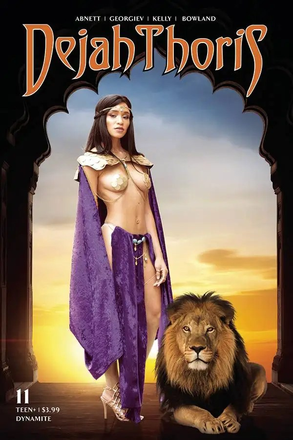 OCT200851 ComicList: Dynamite Entertainment New Releases for 03/24/2021