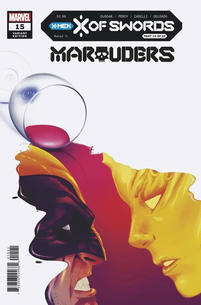SEP200540 ComicList: Marvel Comics New Releases for 11/11/2020