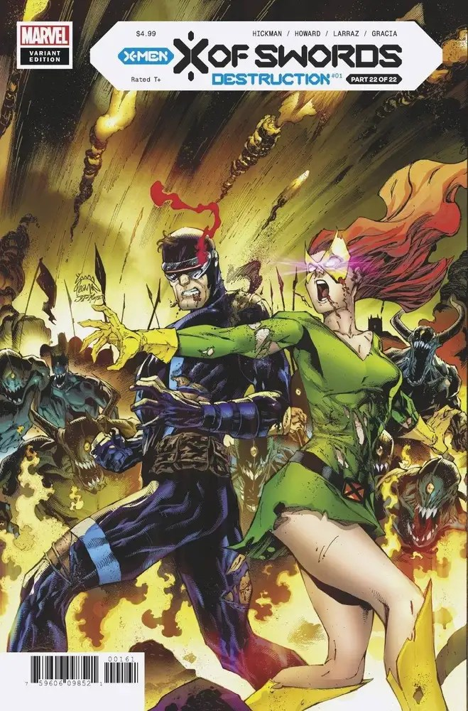 SEP200560 ComicList: Marvel Comics New Releases for 11/25/2020