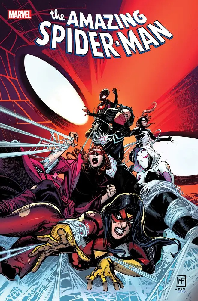 SEP200620 ComicList: Marvel Comics New Releases for 11/25/2020