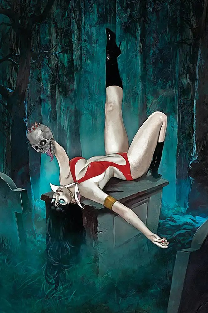 SEP200763 ComicList: Dynamite Entertainment New Releases for 12/30/2020