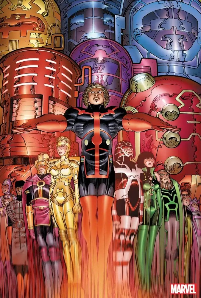 stl154675 ComicList: Marvel Comics New Releases for 12/30/2020