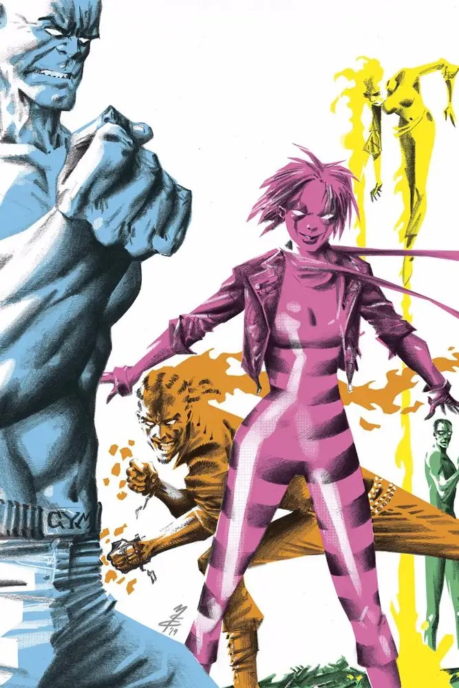 stl194928 ComicList: Dark Horse Comics New Releases for 08/11/2021