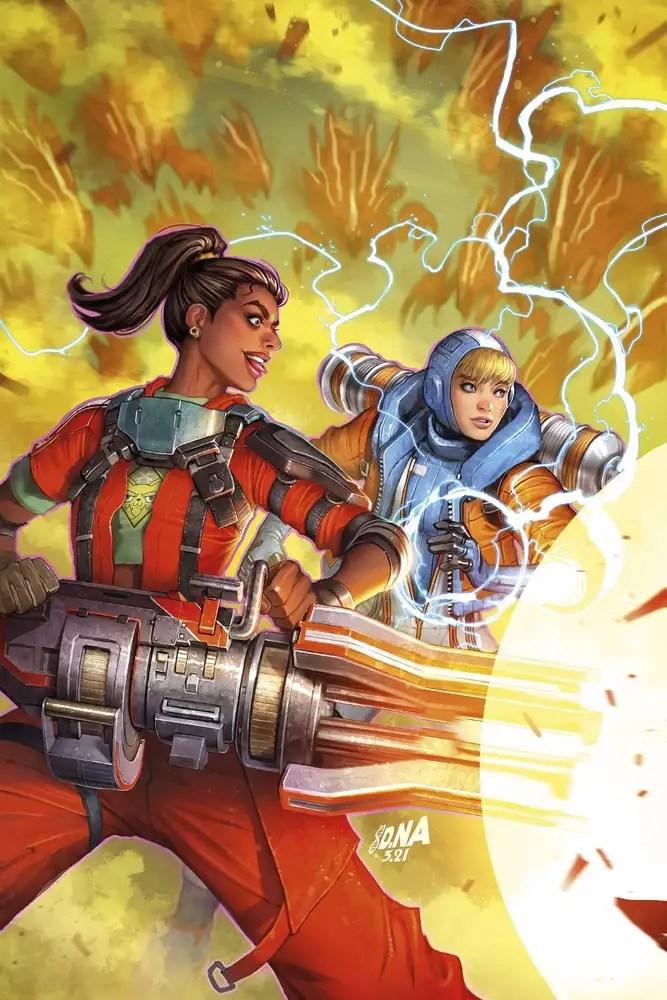 stl195315 ComicList: Dark Horse Comics New Releases for 10/06/2021