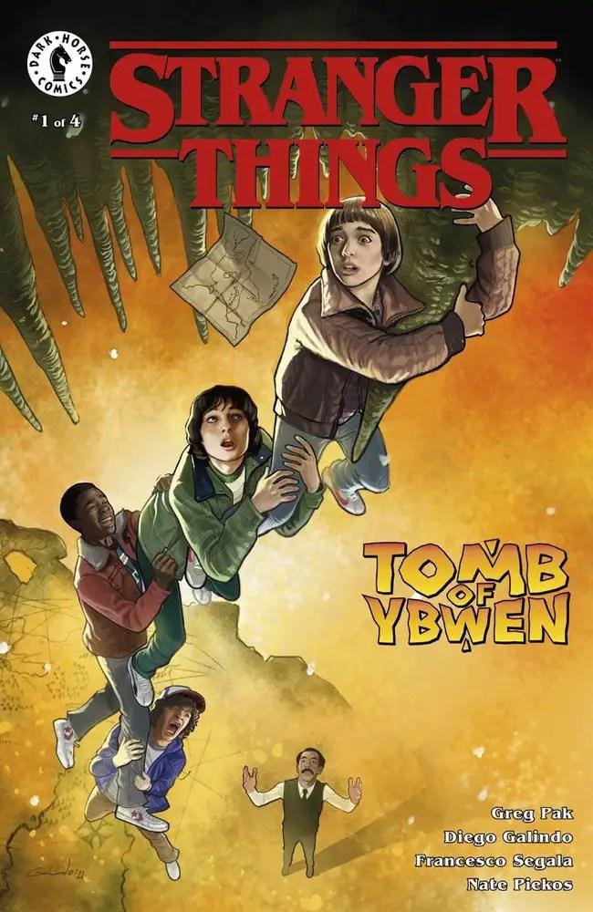stl197887 ComicList: Dark Horse Comics New Releases for 09/29/2021
