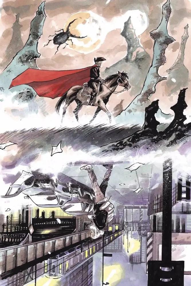 stl198106 ComicList: Dark Horse Comics New Releases for 09/29/2021