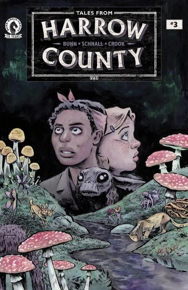 stl198110 ComicList: Dark Horse Comics New Releases for 09/22/2021