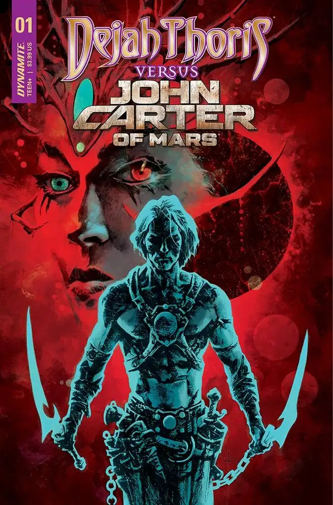 stl201410 ComicList: Dynamite Entertainment New Releases for 07/21/2021