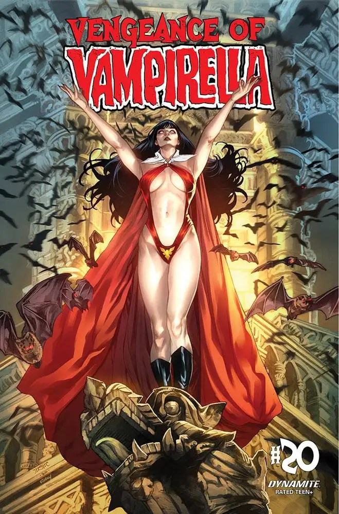 stl201414 ComicList: Dynamite Entertainment New Releases for 07/21/2021