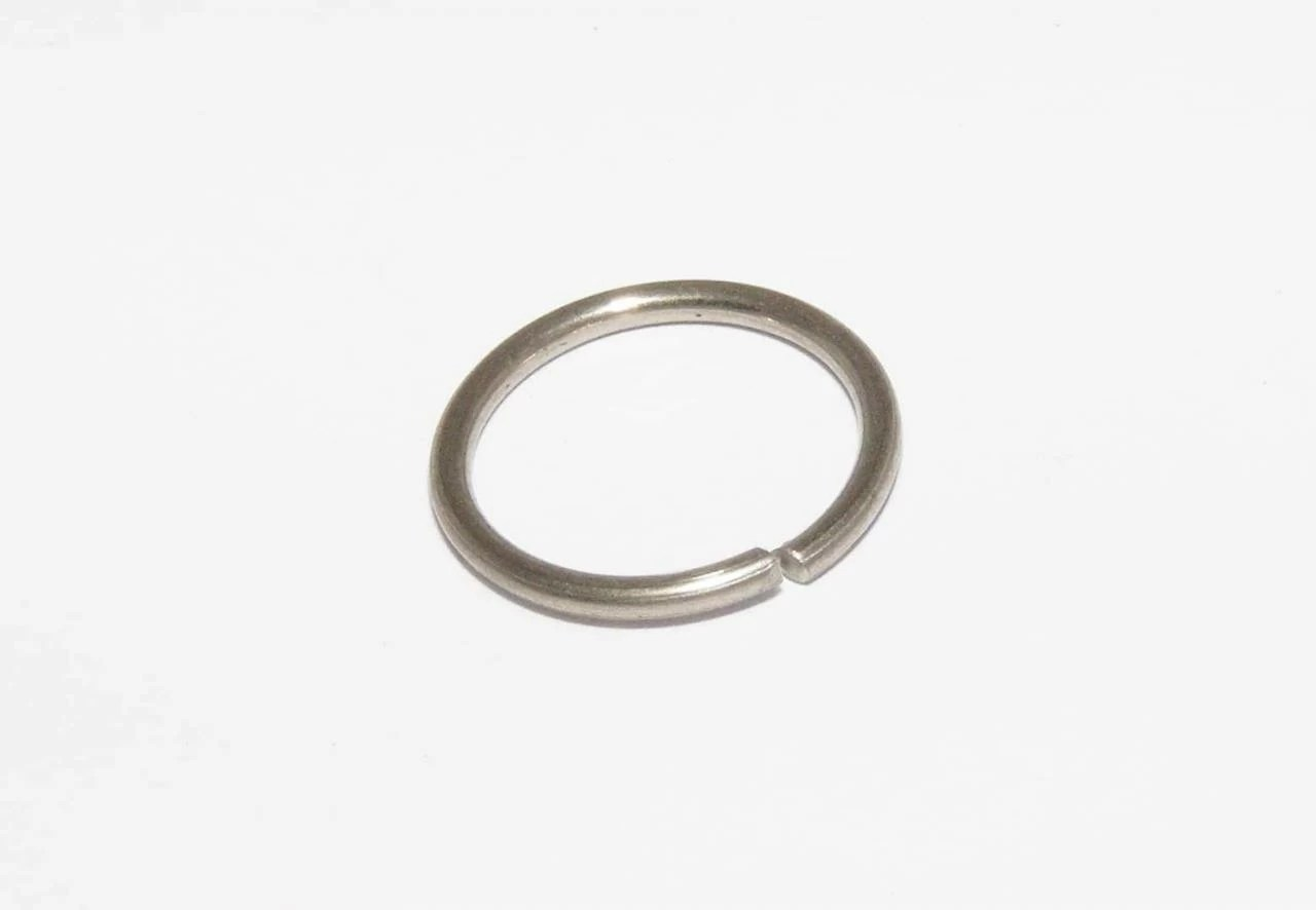 Round Wire Rings Metric