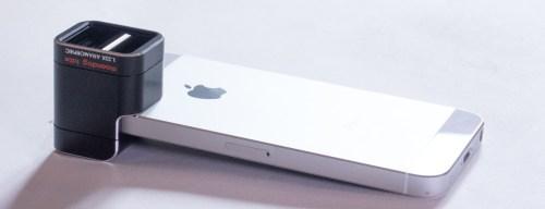moondog labs phone anamorphic lens