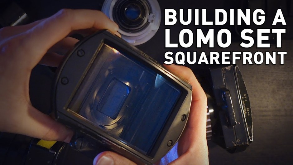 lomo anamorphic squarefront