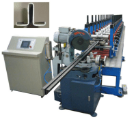 Elevator Guide Rail Roll Forming Line,Roll forming,roll ...