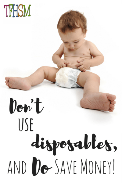 how do i save money with cloth diapering