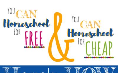 Frugal Homeschooling Top 8 Tips