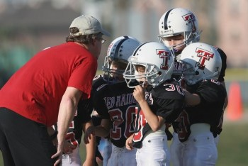 what you can learn from doing sports - be a leader and follower