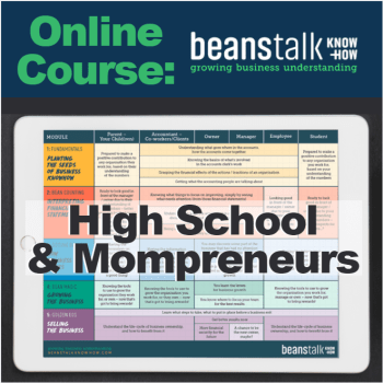 high school homeschool business finance curriculum beanstalk knowhow mompreneurs too