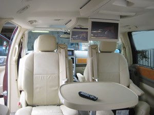 Pictures Of Minivan With Table Inside