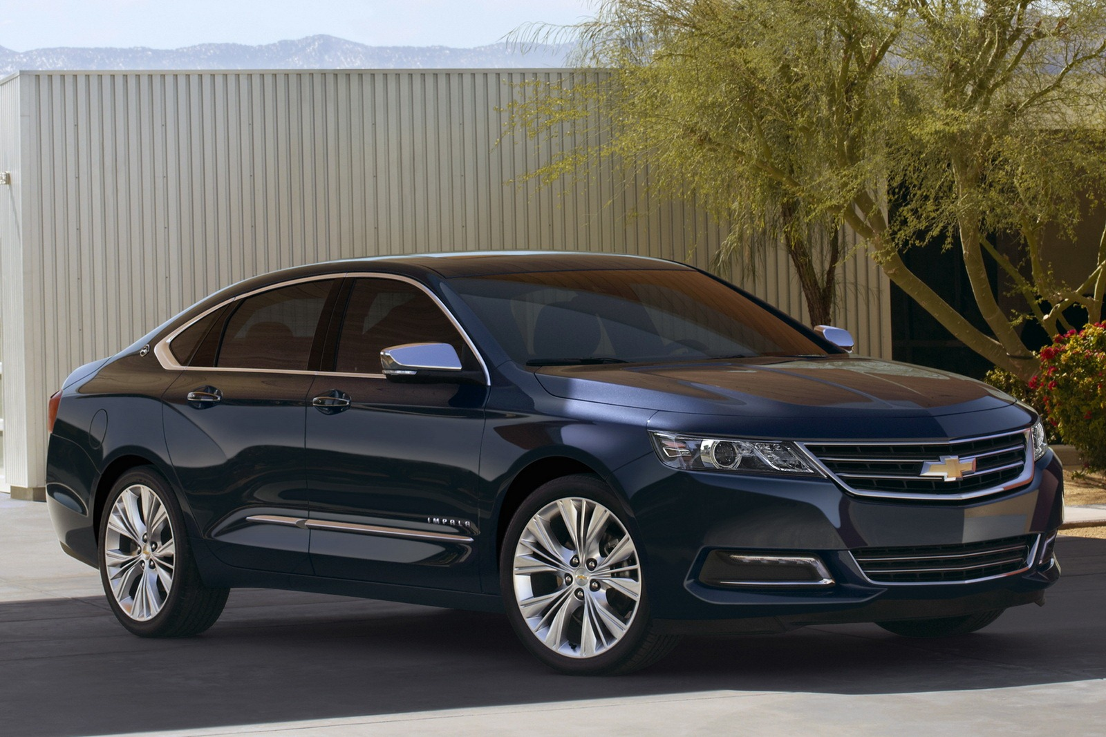 hight resolution of the 2014 chevrolet impala