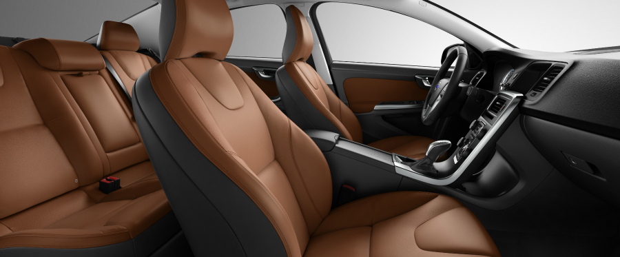 Review 2013 Volvo S60 T5  Rebel among Entry Luxury