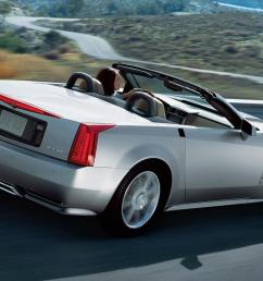 modern collectibles revealed 2009 cadillac xlr v the fast lane car [ 1280 x 782 Pixel ]