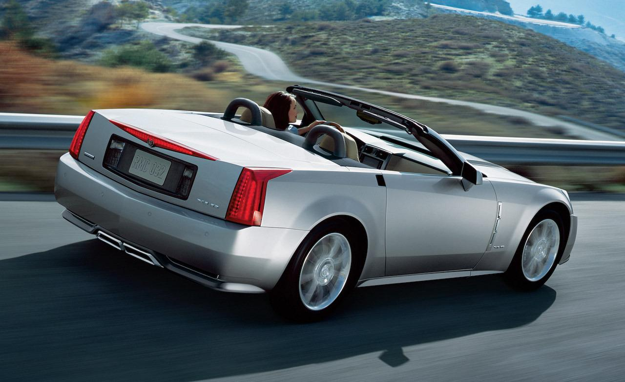 hight resolution of modern collectibles revealed 2009 cadillac xlr v the fast lane car