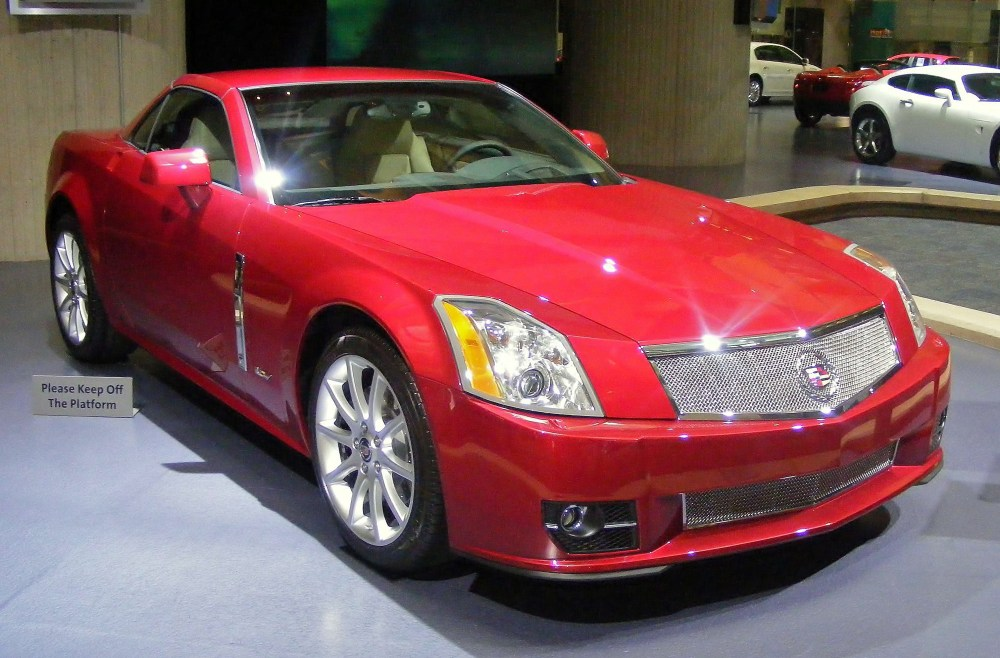 medium resolution of cadillac 2009 xlr v