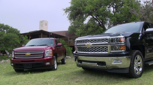 small resolution of 2014 chevy silverado first drive on and off road review