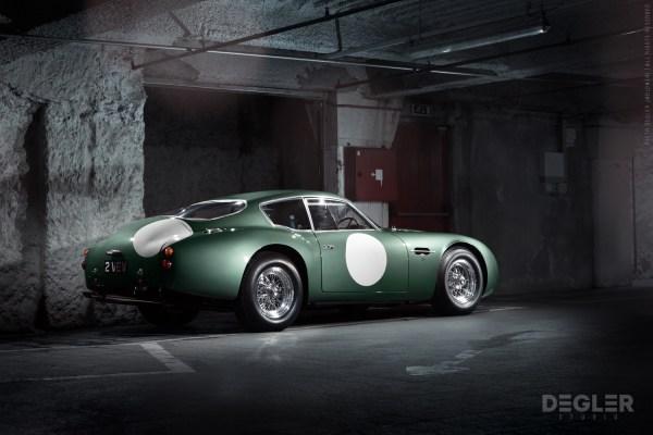Aston Martin 1961 DB4 GT Zagato