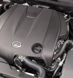 2014 lexus is 250 v6 engine awd [ 1280 x 720 Pixel ]