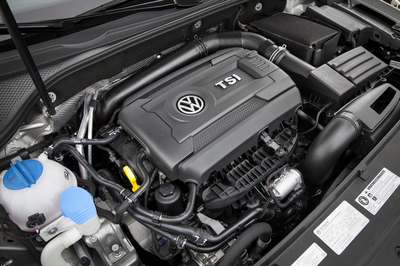 hight resolution of review 2014 volkswagen passat new 1 8 liter turbo power the fast lane car 2003 nissan nissan 2 4 liter engine diagram