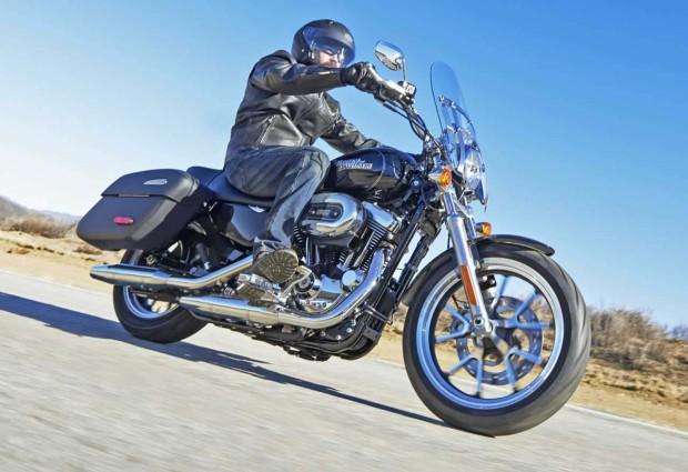 H-D-SuperLow-Rider-Rider