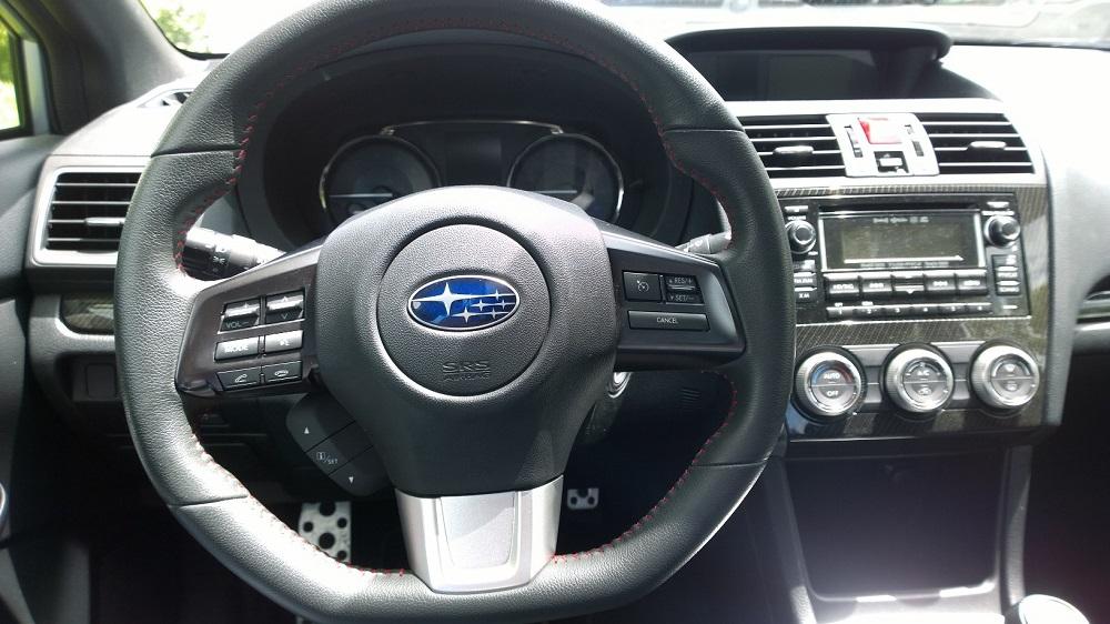 2015 Subaru WRX Premium Exhilarating Performance For