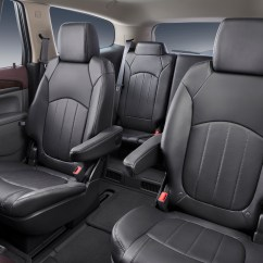 Suv With 3 Rows And Captains Chairs Best Xbox Gaming Chair 2018 Sinatra Would Approve Cruising L A In 2015 Buick