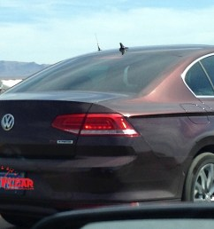 next generation vw passat wagon 4motion tdi hot weather testing spied the fast lane car [ 1280 x 709 Pixel ]