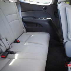 Honda Pilot Captains Chairs Swing Chair Canada 2016 The Big Family Hauler Gets A Huge