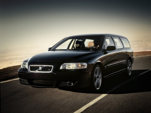 small resolution of modern collectibles 2007 volvo v70 r the swedish super sleeper