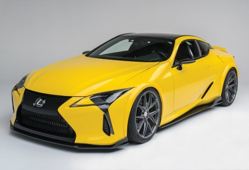 small resolution of 2016 sema lexus unveils a first of its kind lexus lc 500 news