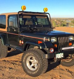 the jeep wrangler yj the jeep enthusiasts love to hate the jeep your wallet will learn to love this year the most hated wrangler of the lineup is turning  [ 1024 x 768 Pixel ]