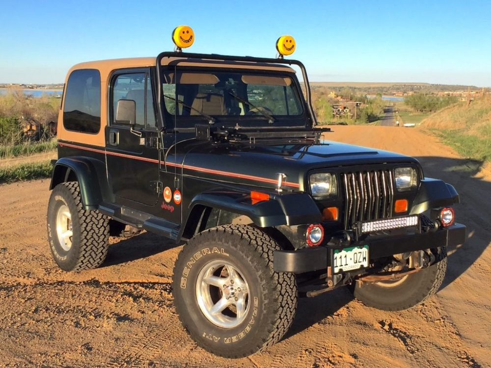 medium resolution of the jeep wrangler yj the jeep enthusiasts love to hate the jeep your wallet will learn to love this year the most hated wrangler of the lineup is turning