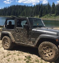 2016 jeep wrangler muddy [ 1562 x 1000 Pixel ]
