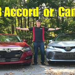 All New Camry Vs Accord Oli Mesin Grand Avanza 2017 Surprising Ways That Make The 2018 Honda Different From Video Fast Lane Car