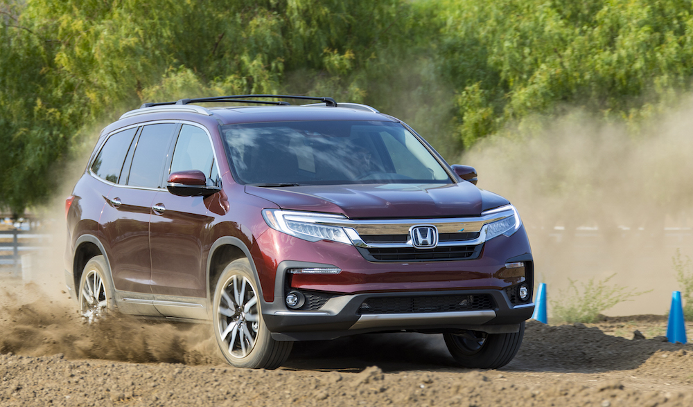 2019 Honda Pilot Is Not Your Fathers SUV Top 5 New