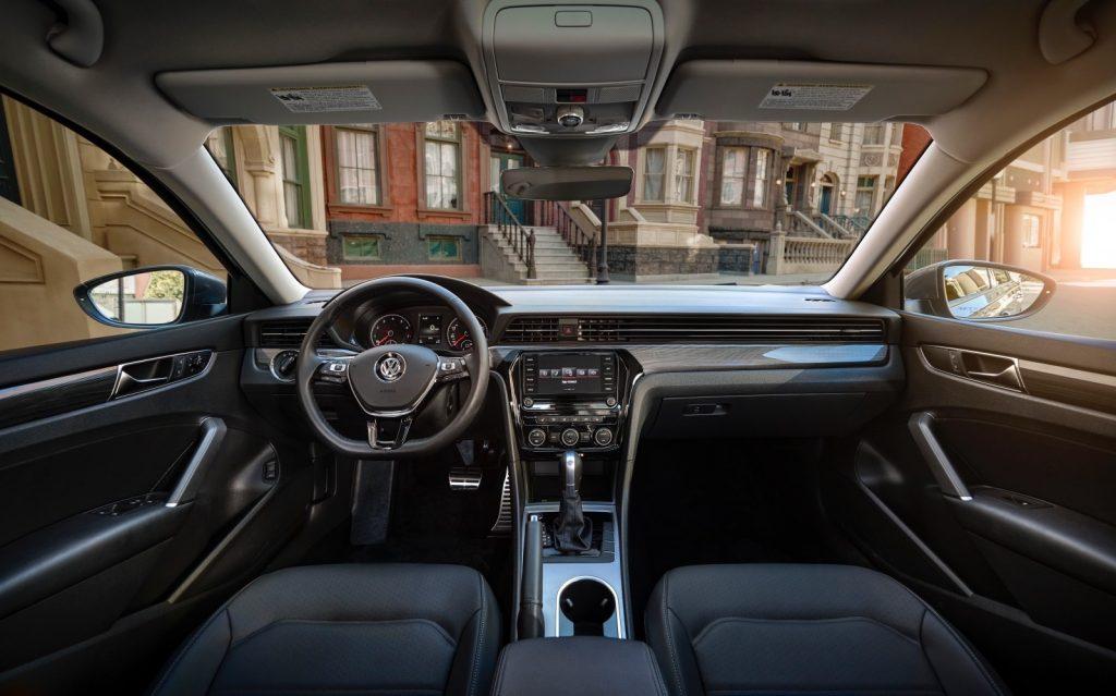 2020 Volkswagen Passat Revealed At Detroit Auto Show Here
