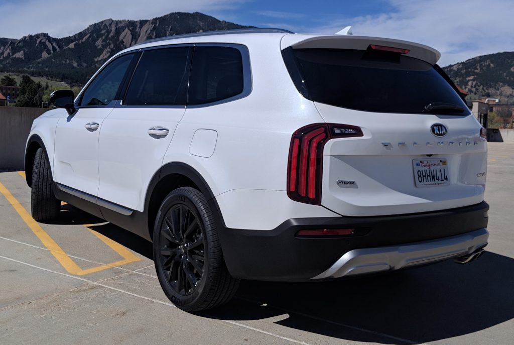 2020 Kia Telluride Review Maybe The Best Family SUV You