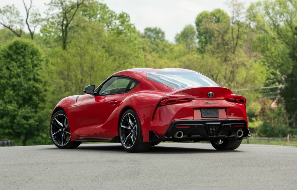 Powerful Made Most Toyota Supra